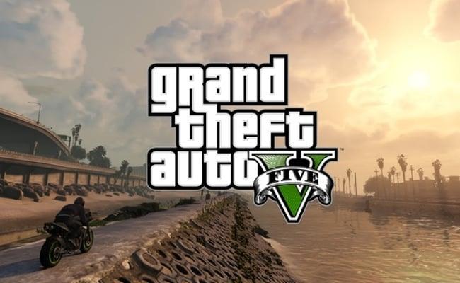 Grand Theft Auto 5 Manual