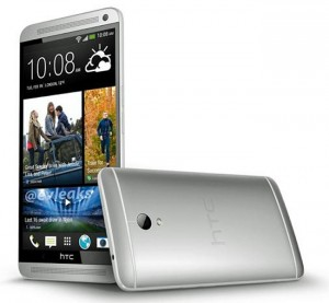 HTC One Max Appears At The FCC
