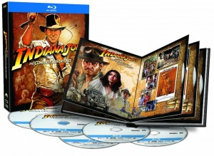 Indiana Jones Finally on Blu-ray Individually