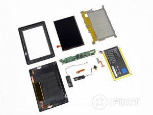 Kindle Fire HD 2013 Teardown By iFixit