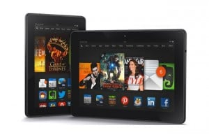 Amazon Kindle Fire HDX Pre-orders Start In The UK