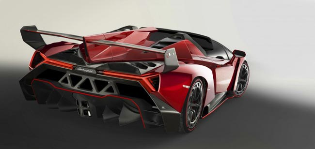 Lamborghini Veneo Roadster