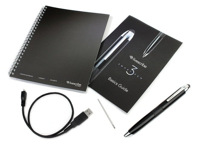 Livescribe Smartpen 3 Digital Note Taking Pen Unveiled (video)