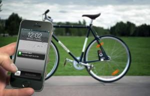 Lock8 Bike Lock Is The World's First Smart Bike Lock (video)