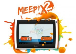 Oregon Scientific MEEP X2 Kids Tablet Launches For $150