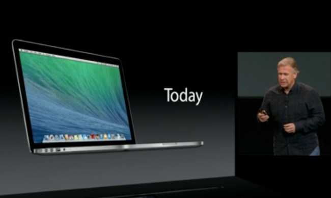 New Apple MacBook Pro 2013