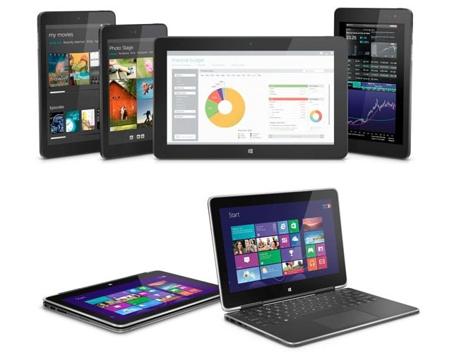 New Dell Venue Tablets