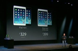 New Retina Display iPad Mini Unveiled By Apple For $399