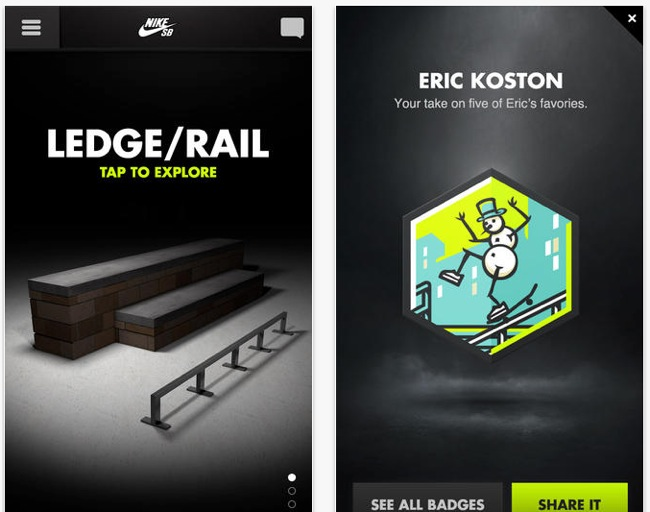 Nike SB App
