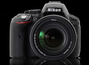 Nikon D5300 Launches For $800 With Wi-Fi, GPS And More
