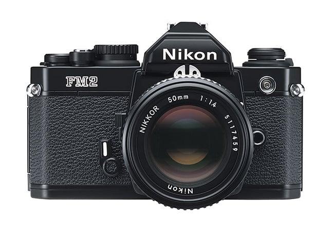 Nikon Hybrid Camera