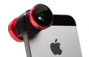 Olloclip 4-In-One iPhone Lens Offers Fisheye, Wide-Angle And 2 Macro Lenses In One