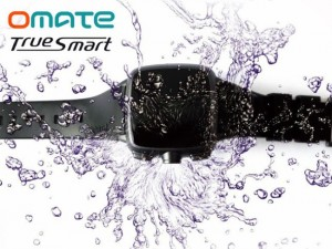 Omate TrueSmart Smartwatch Desktop Charging Cradle Unveiled