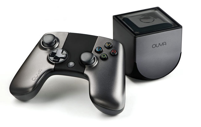 Ouya External Storage