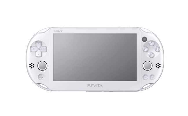 New PS Vita Charged Via microUSB Unveils Sony