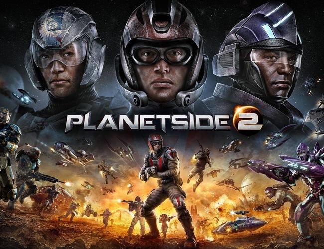 Planetside 2 Playstation 4