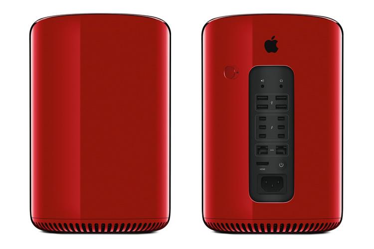 Red Mac Pro 2