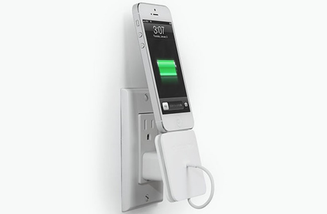 Rolio iPhone Wall Dock