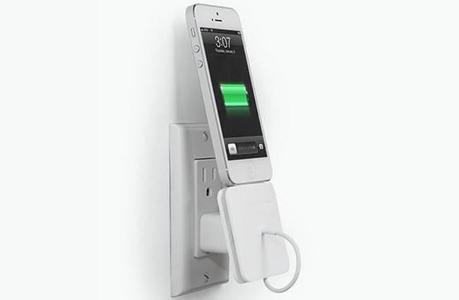 Rolio iPhone Wall Dock
