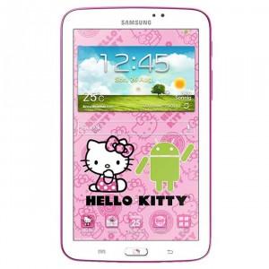 Samsung Galaxy Tab 3 7.0 Hello Kitty Edition Announced
