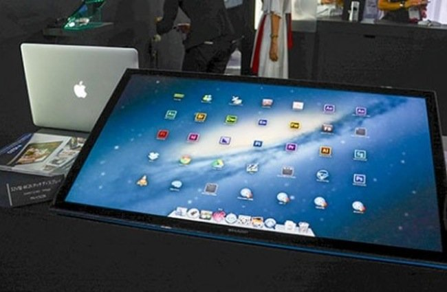 Sharp Apple OS X