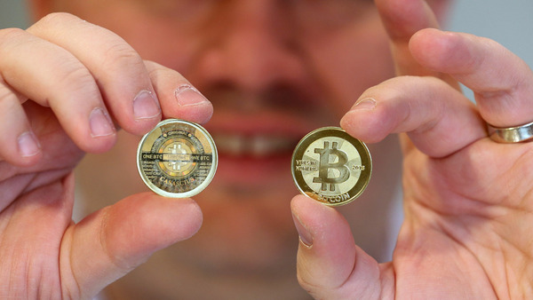 Silk Road Bitcoins seized