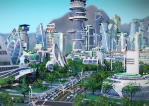 SimCity Cities Of Tomorrow Expansion Trailer Released (video)