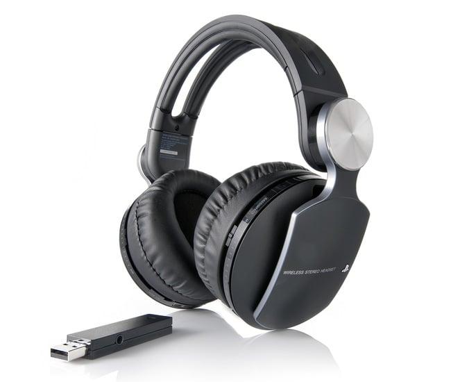 Sony Pulse Headset