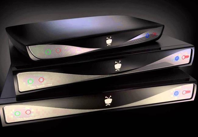 TiVo Roamio DVRs
