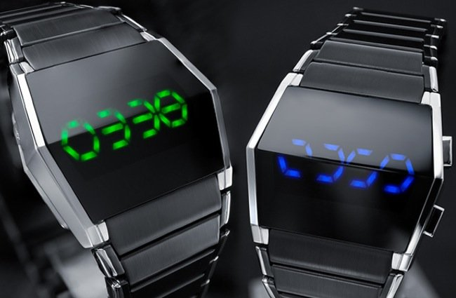 Tokyoflash Kisai Xtal LED Watch Launches For $170 (video)