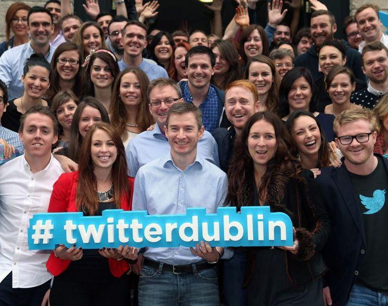 Twitter dublin