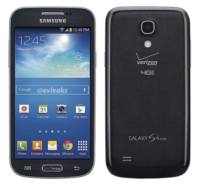 Verizon Galaxy S4 Mini