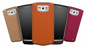 Vertu Constellation $6,600 Android Phone Announced