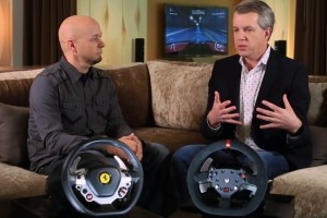 Xbox One Modular Racing Accessories Unveiled (video)