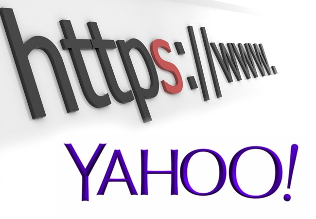 Yahoo Mail SSL Encryption