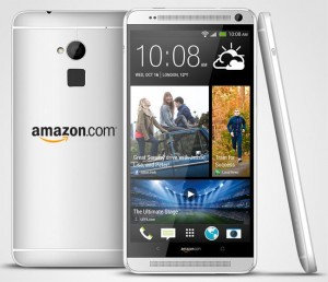 Amazon Smartphone To Be Made By HTC (Rumor)