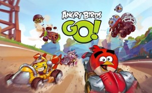 Angry Birds Go Gameplay Trailer (Video)