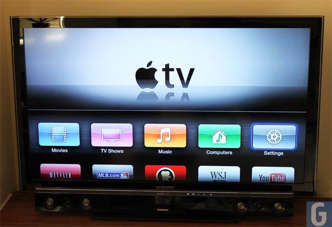 apple tv with 55inch and 65 inch 4k display launching in 2014 rumor. Black Bedroom Furniture Sets. Home Design Ideas
