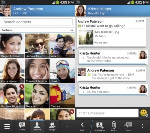 BBM For Android And iOS Released