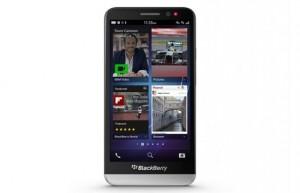 Blackberry Z30 Heading to TELUS Canada