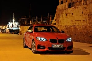 BMW 2 Series Coupe Announced
