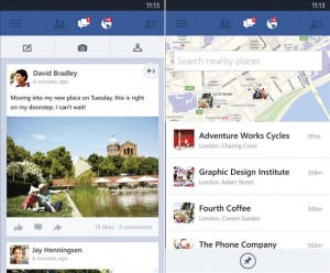 Facebook for Windows Phone Updated, Brings New Features and Performance Tweaks