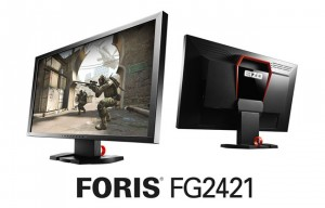 Eizo Foris FG2421 is the World's First 240 Hz Gaming Monitor