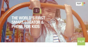 AT&T FiLIP Wearable Device Helps Parents Keep Track of Kids