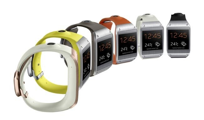 Samsung Galaxy Gear To Be Compatible With The Note 2 And S3