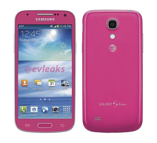 AT&T Samsung Galaxy S4 Mini