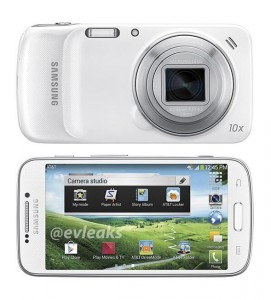 AT&T Samsung Galaxy S4 Zoom Leaked