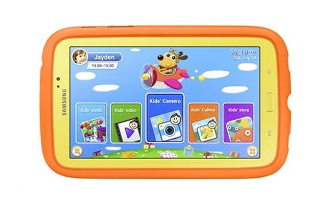 Samsugn Galaxy Tab 3 kids