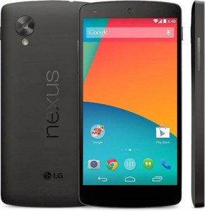Google Nexus 5 Briefly Appears In Google Play Store
