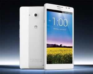 Unlocked Huawei Ascend Mate Available In The UK For £360